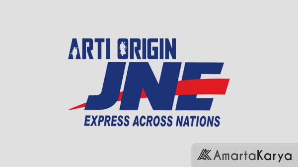 Arti Origin JNE