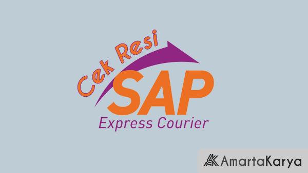 Cara Cek Resi SAP Express