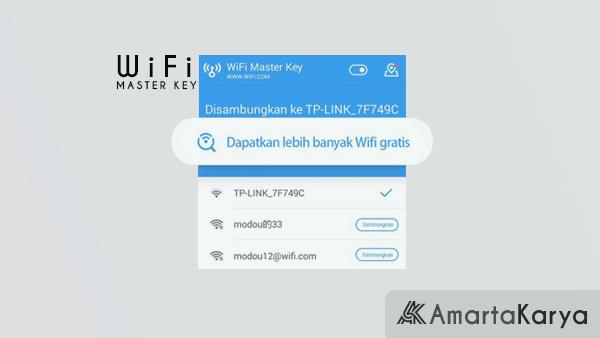 Cara Mudah Menggunakan Wifi Master Key Untuk Hack Wifi di Android
