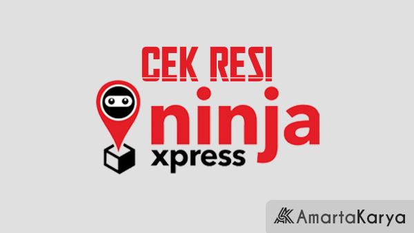 Cek Resi Ninja Express