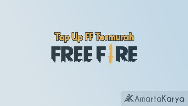Top Up FF Termurah